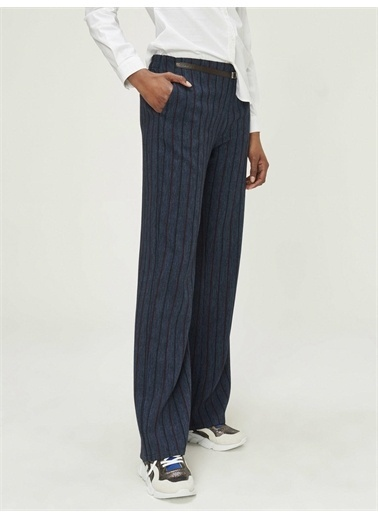 Xint Pantolon Lacivert